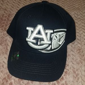 Top of the world Auburn Navy Hat
